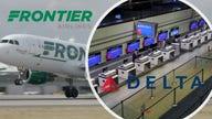 Delta, Frontier to require facial coverings on U.S. flights