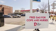 Coronavirus health care workers get free gas donated by local realtor