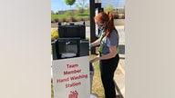 Chick-fil-A combating coronavirus with drive-thru hand-washing stations