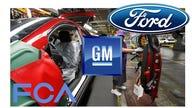 Detroit automakers target May 18 U.S. restart date