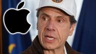 Apple donates 1.9M coronavirus masks to NY