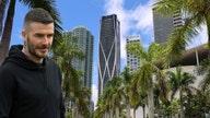 David Beckham buys Miami condo in striking new skyscraper