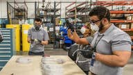 Coronavirus spurs Delta Airlines subsidiary to start manufacturing face shields