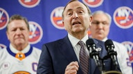 NHL capable of playing in summer months, commissioner says
