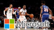 NBA, Microsoft developing streaming service for transformed game broadcasts