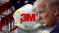 3M working to meet Trump's demands for more masks