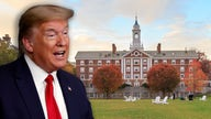Trump: Harvard should be ashamed of itself for continuing with online instruction