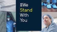 Dr. Scholl's sends message of hope to coronavirus health care workers in NYC