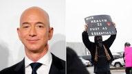 Non-union Amazon workers protesting coronavirus conditions get support of biglabor groups