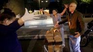 Coronavirus prompts California friends to feed workers fancy food