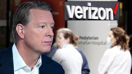 Verizon CEO on mobile network facing coronavirus quarantine surge