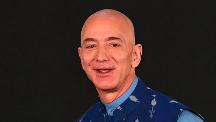 Coronavirus leads Jeff Bezos to donate $100M to feed hungry Americans