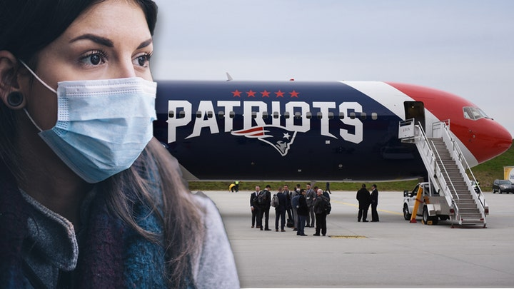 New England team lends plane to transport 1M virus masks into US