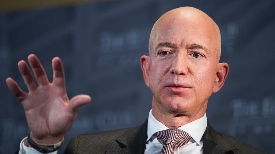Amazon's CEO Jeff Bezos steps down, Fox News