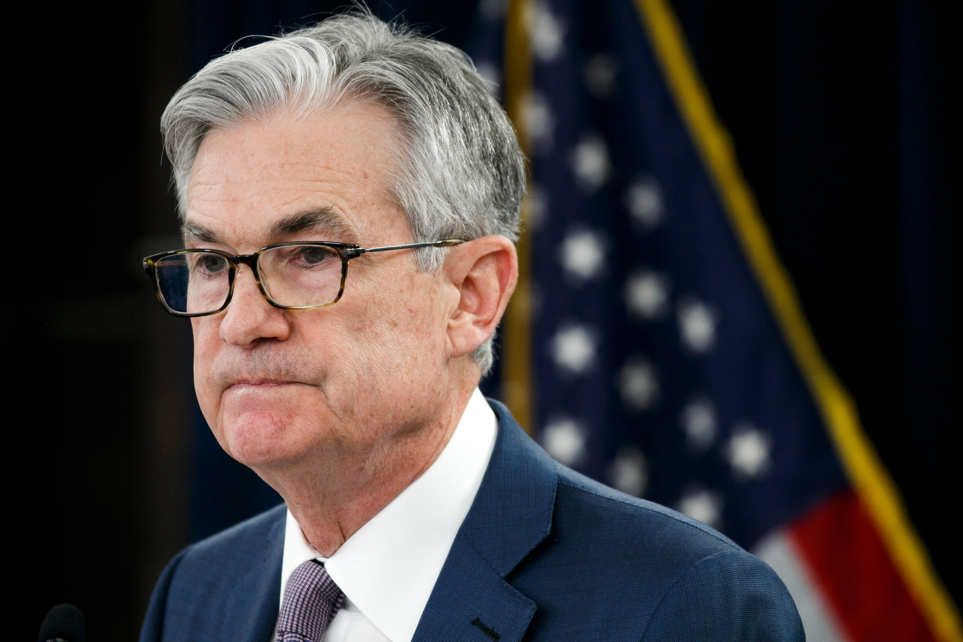 LIVE updates: Market reaction, Fed Chair Powell testifies on economy