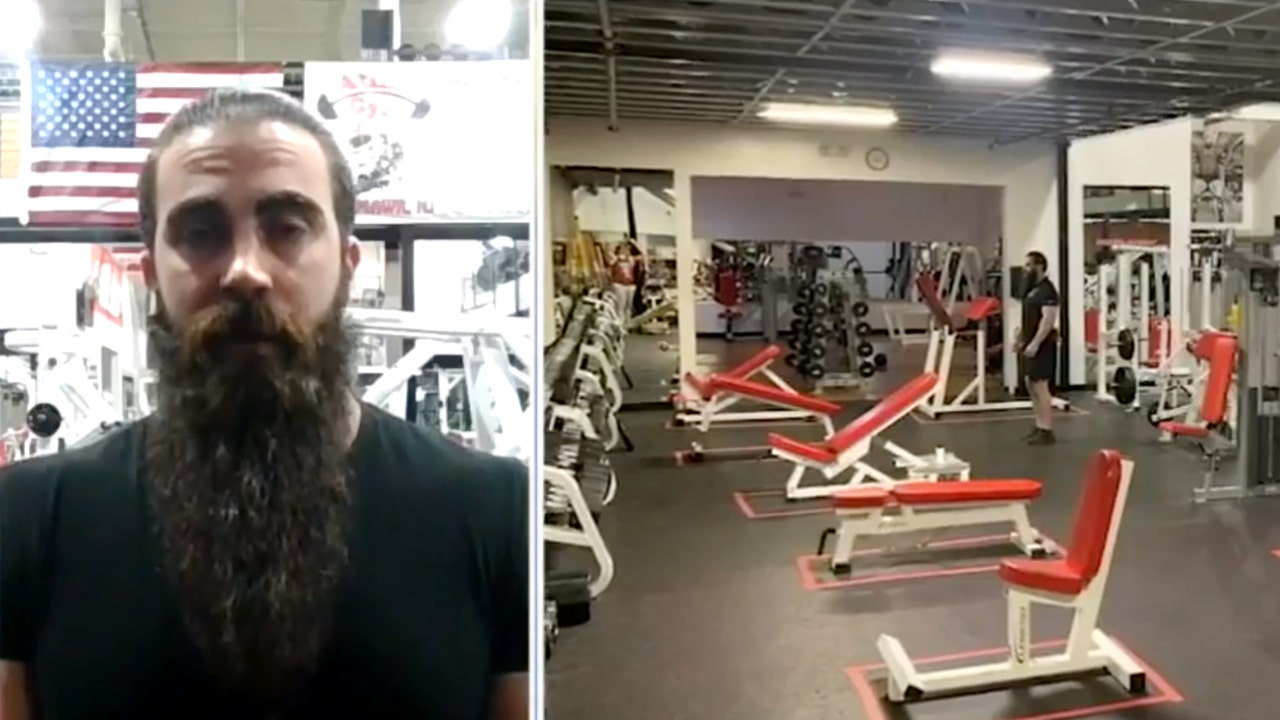 NJ gym vows to fight coronavirus lockdown revolt...