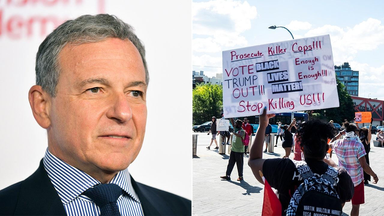 Disney denounces  devastating  killing of George Floyd