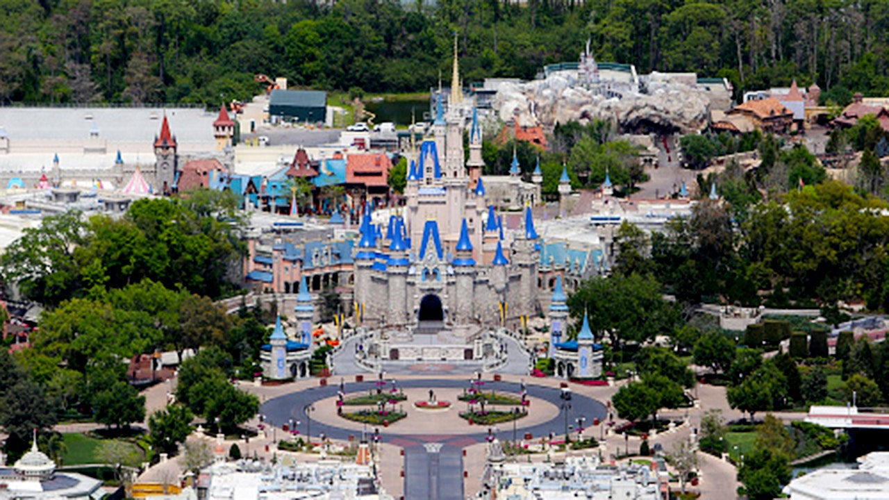 Walt Disney World eases mask requirements for guests