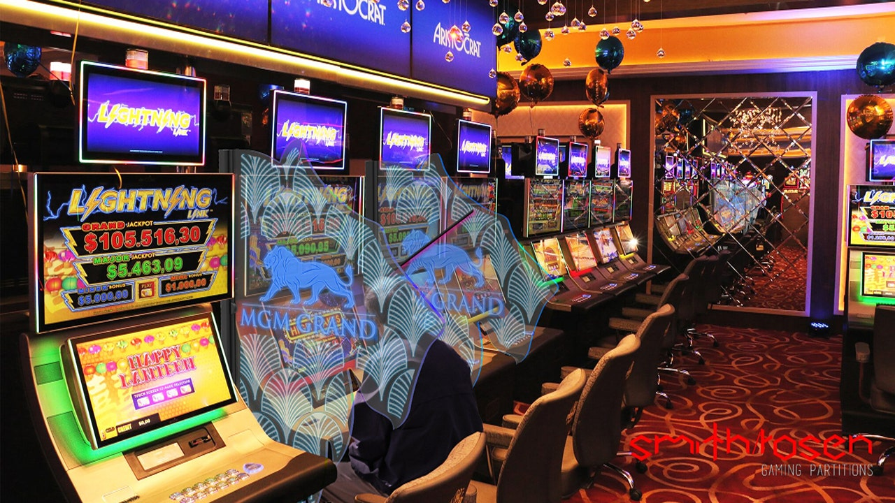Slot Machine Company Las Vegas