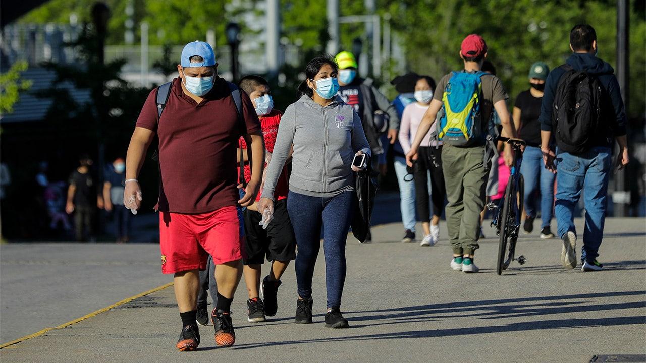 Coronavirus-hammered NYC on track to reopen June 8