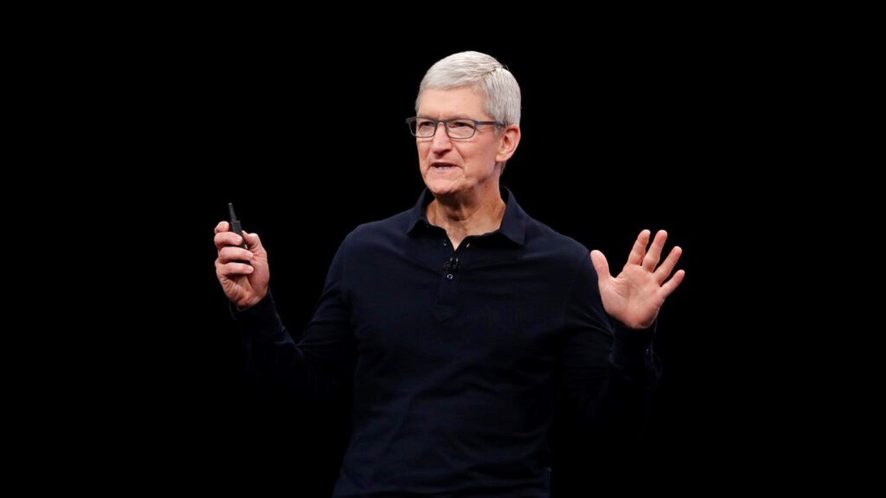 Apple CEO Tim Cook weighs in on COVID-19...