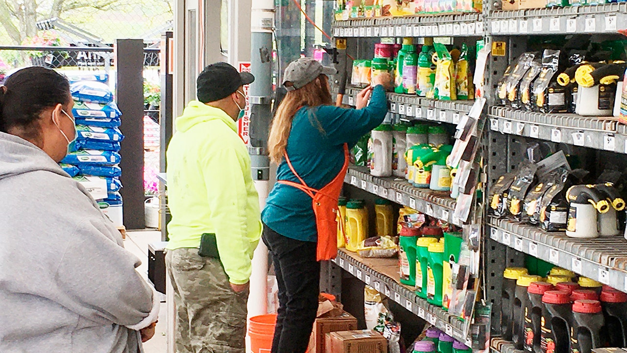Home Depot Hit With 850m Coronavirus Related Charge Fox Business
