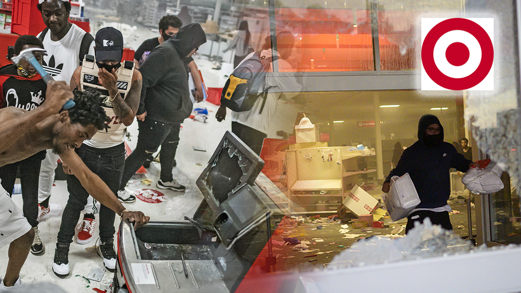 Target, other retailers shut up shop after being looted during protests