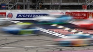 Checkered flag nears for pro drivers in virtual racing boom