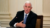 Pence denies threat of second coronavirus wave, touts $400 billion infrastructure bill