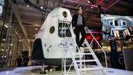 Elon Musk's SpaceX readies first astronaut launch by private firm