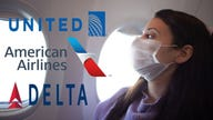 U.S. airlines tell crews not to force passengers to wear masks