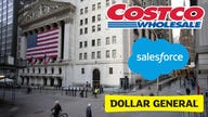 Costco, Dollar stores, Salesforce lead 'go away' week's earnings parade