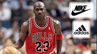Michael Jordan favored Adidas over Nike for now-historic shoe deal