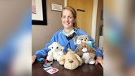 ICU nurse gives coronavirus patients hope with personalized teddy bears