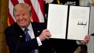 Trump signs E.O.: 'Regulations will be cut'