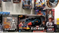 Movie-related toys, merchandise still hit stores despite film delays
