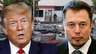 Musk thanks Trump for supporting Tesla plant reopening in California