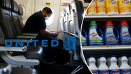 United Airlines, Clorox partner on coronavirus cleaning initiatives to protect passengers