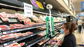 Grocery store purchase limits are back