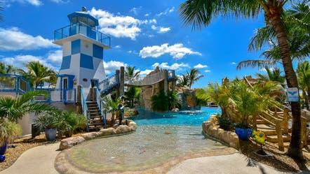 $7.9M Florida Keys home includes resort-like pool