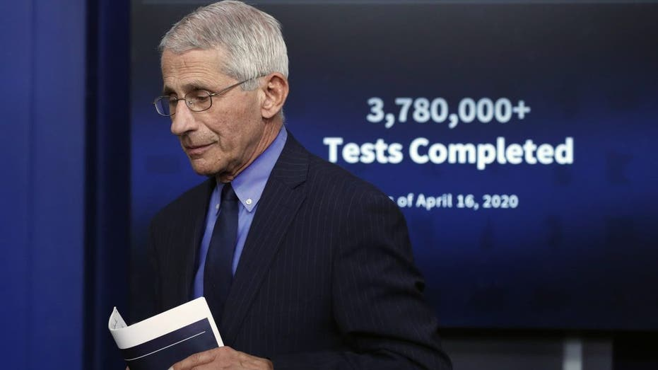 Dr Anthony Fauci warns US Senate pandemic is not under control