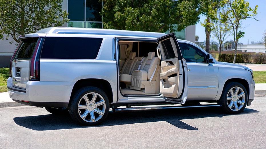 Brady selling custom Cadillac Escalade for $300K