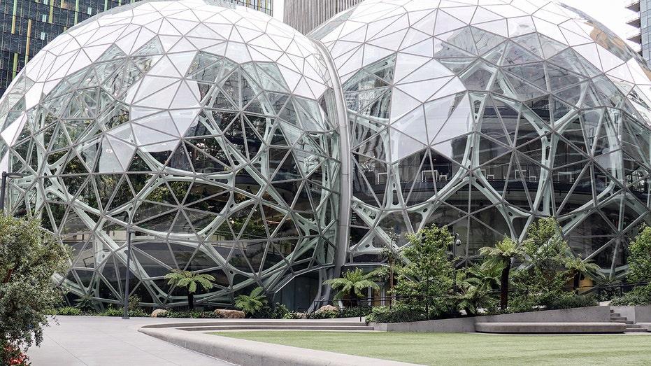 Amazon headquarters