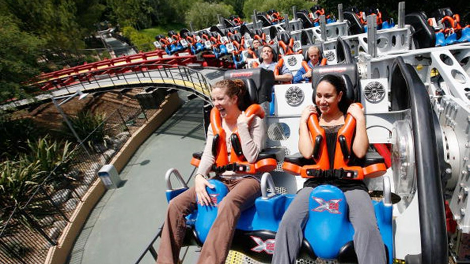 News Six Flags Theme Parks Release Information On Upcoming Guest Reservation System Allears Net