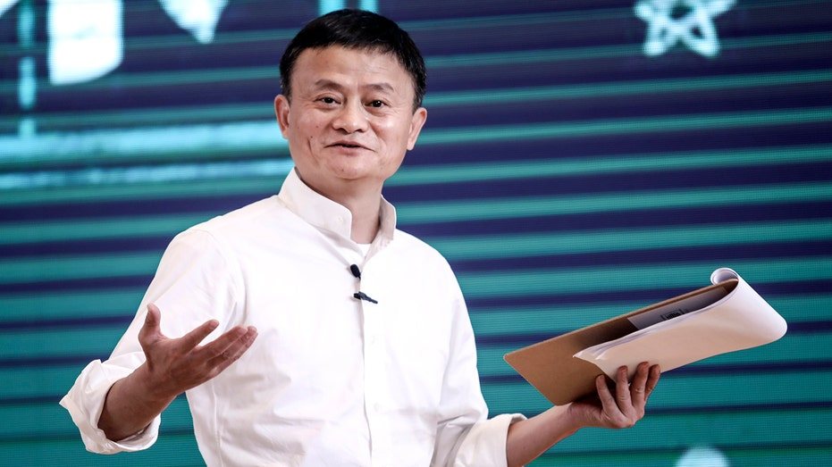 Chinese billionaire Jack Ma suspected missing after calling for economic  reform: report | Fox Business