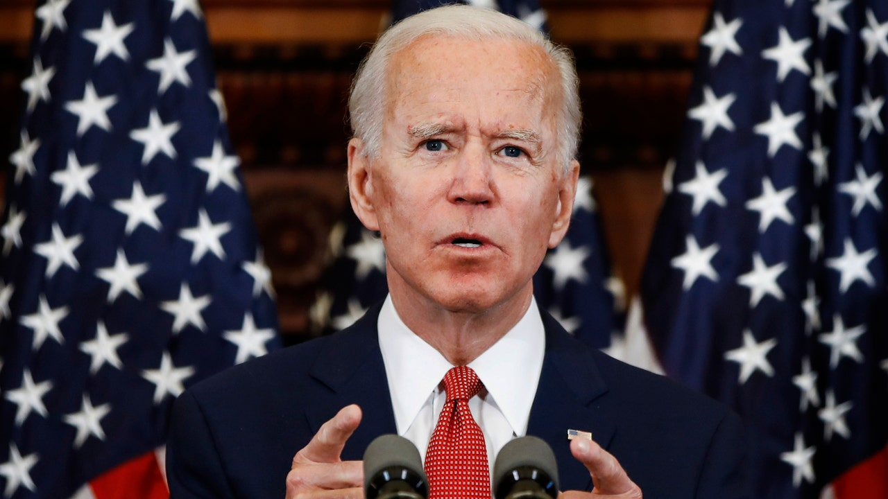 Biden's fundraising spikes amid George Floyd protests