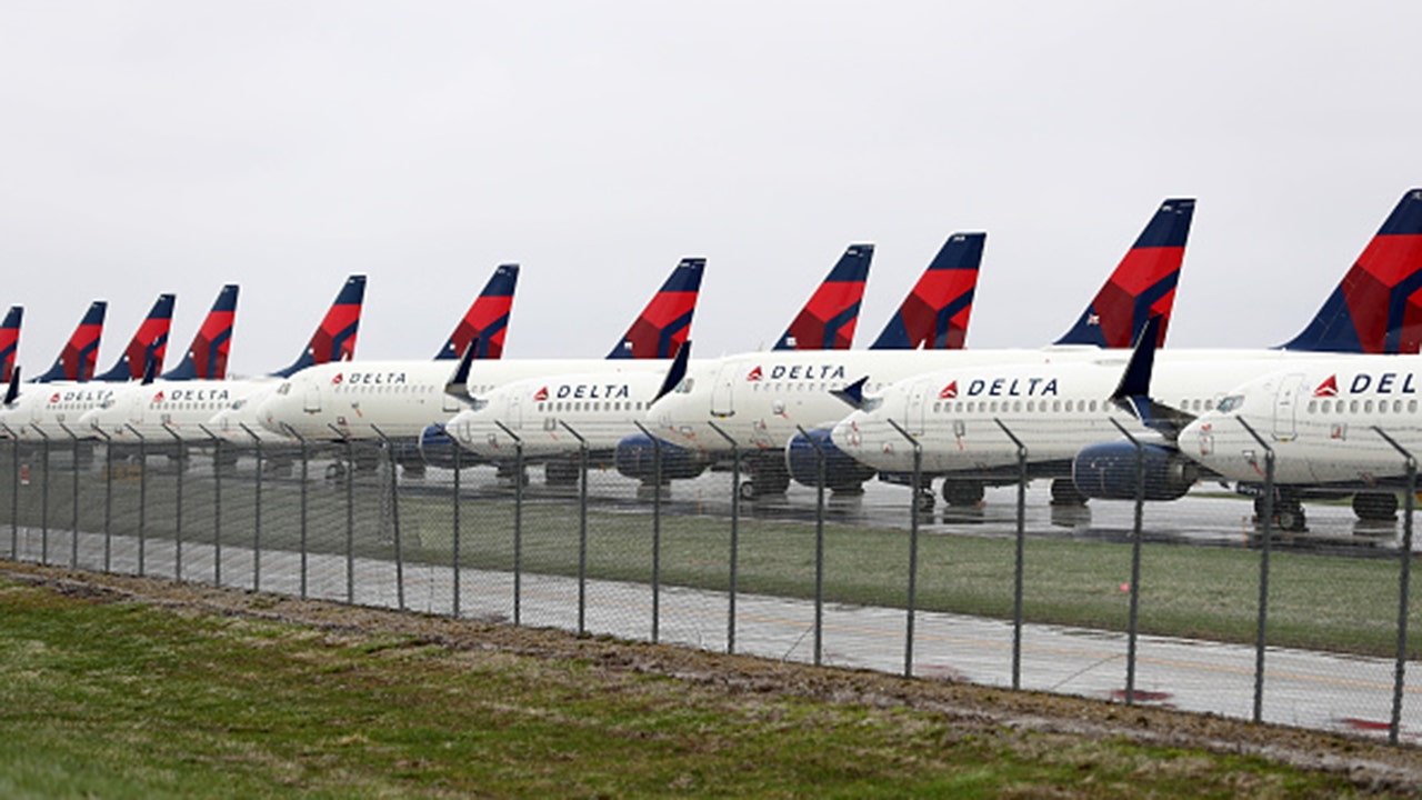 Planes grounded by COVID-19 largely avoid the junkyard — for now