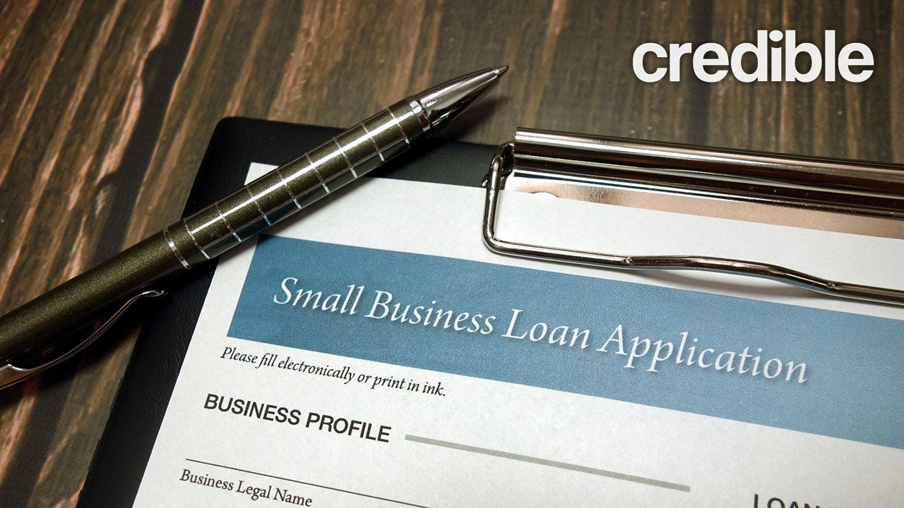 Should small business owners take out personal loans during coronavirus? - Fox Business