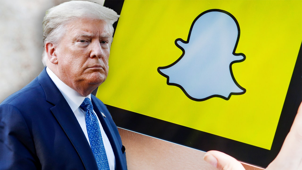 Trump campaign: Snapchat 'trying to rig' 2020 election