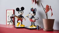 Lego selling 1,739-piece Mickey, Minnie Mouse set for adults